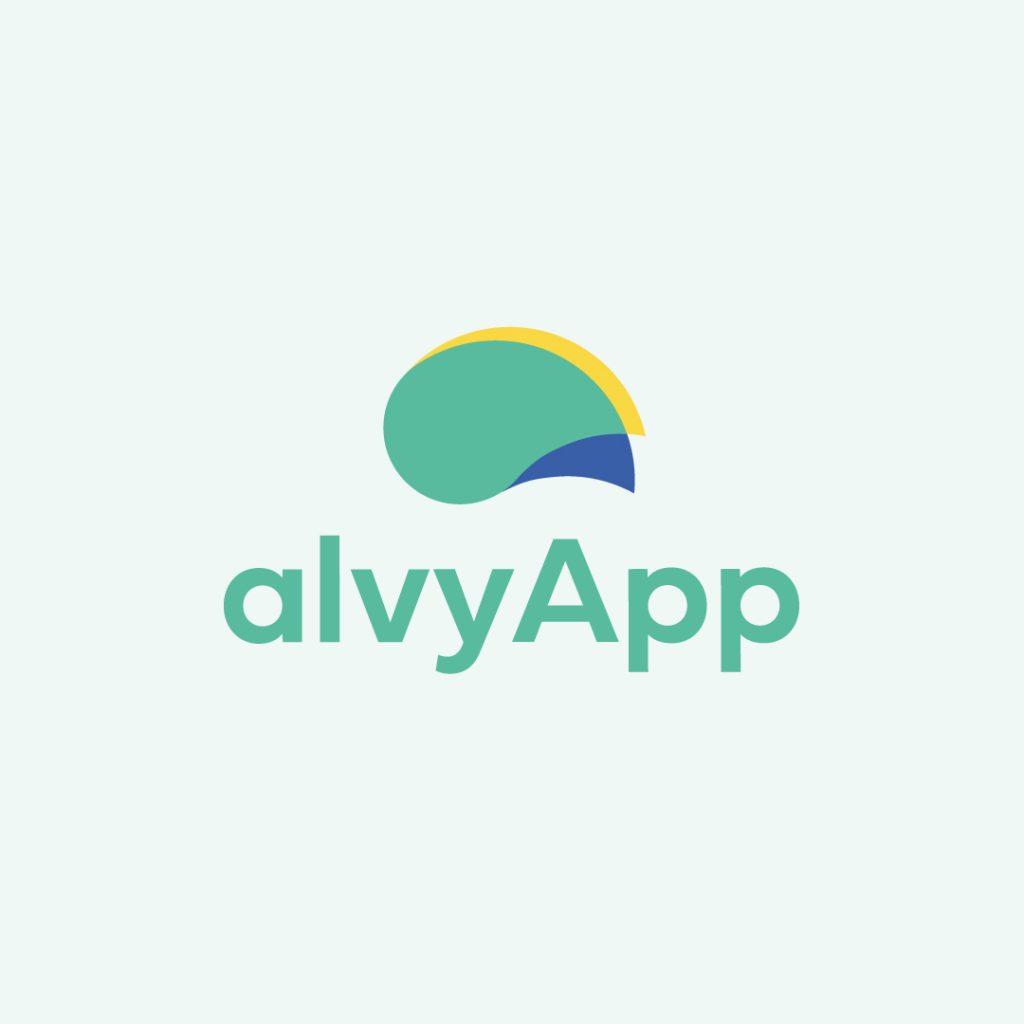 alvyApp brand logo