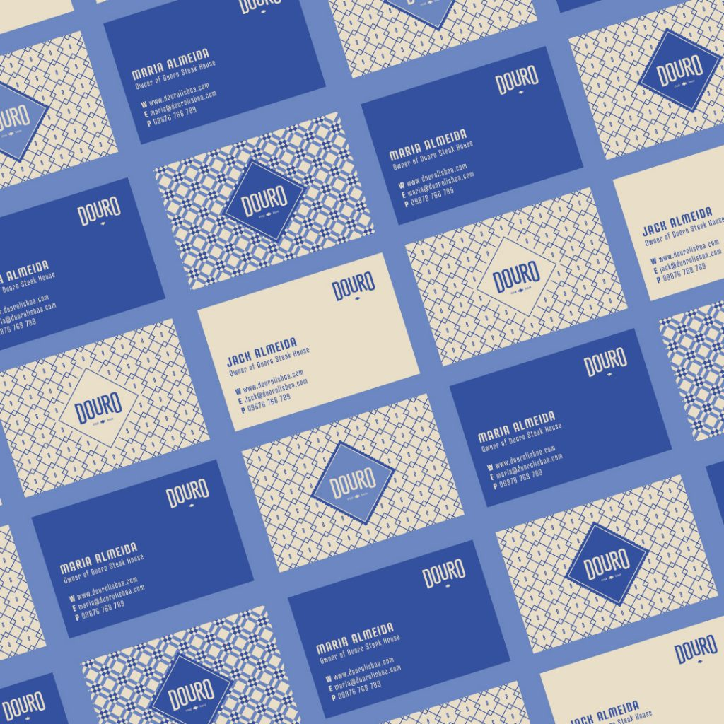 loyalty cards and business cards