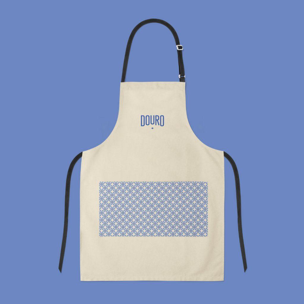 cuatom apron design