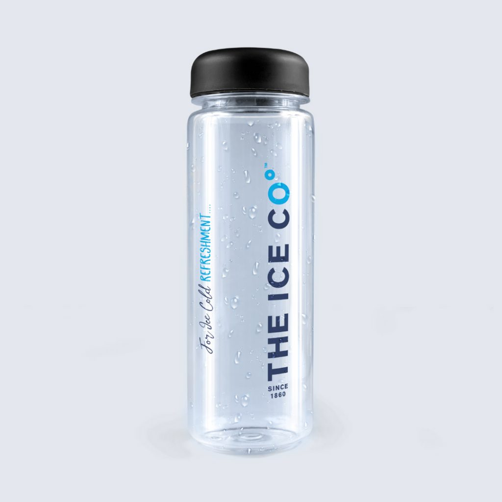Ice co drinking bottle