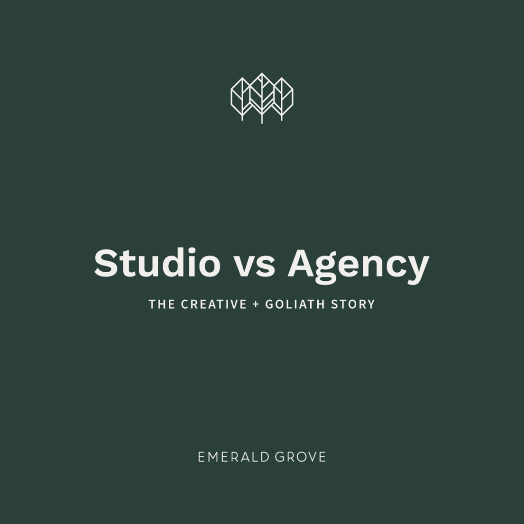 Studio vs Agency