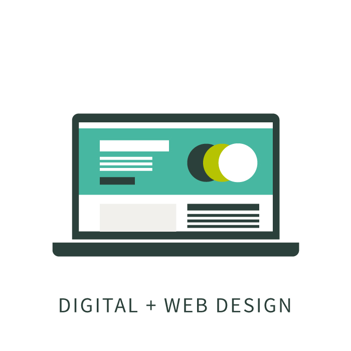 Digital and web design