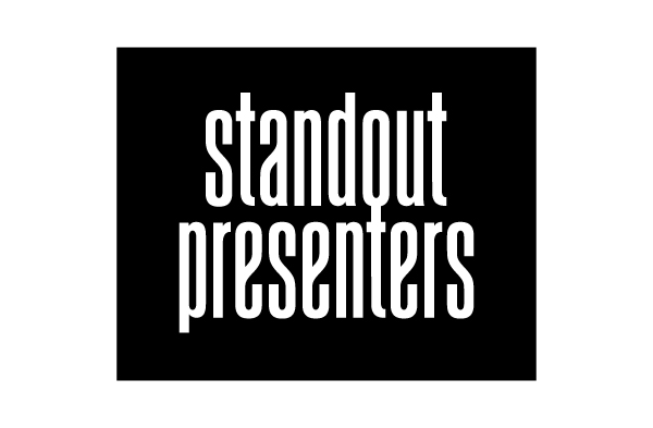 standout presenter
